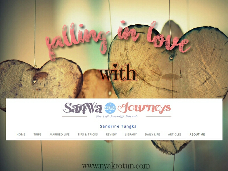 Falling In Love with Sanwa Journeys